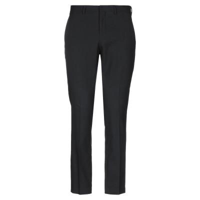SELECTED HOMME パンツ ブラック 50 ポリエステル 64% / レーヨン 34% / ポリウレタン 2% パンツ