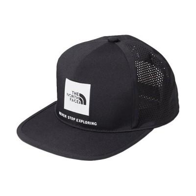 ノースフェイス(THE NORTH FACE) メンズ レディース テックロゴキャップ Tech Logo Cap ブラック フリーサイズ NN02078 K キャップ 帽子 カジュアル