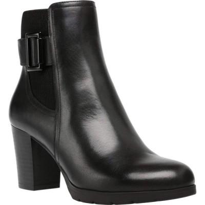 アン クライン Anne Klein レディース シューズ・靴 Raylin Black Leather