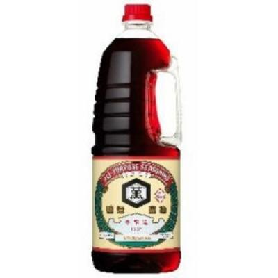 お馴染み!キッコーマン) 本醸造 醤油 こいくち 1.8L