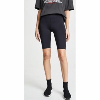 ヒロイン スポーツ Heroine Sport レディース ショートパンツ ボトムス・パンツ Uptown Biker Shorts Black