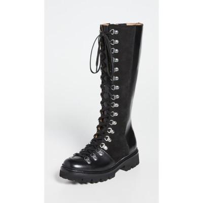 グレンソン Grenson レディース ブーツ シューズ・靴 Nanette Hi Boots Black Colorado