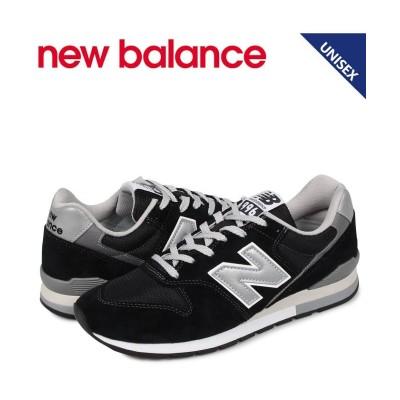 (newbalance/ニューバランス)ニューバランス new balance 996 スニーカー メンズ レディース Dワイズ ブラック 黒 CM996BP/ユニセックス その他
