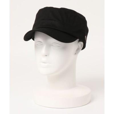帽子 キャップ スタンダード無地ワークキャップ
