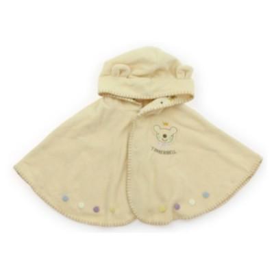 ティンカーベル TINKERBELL ポンチョ 90サイズ 女の子 子供服 ベビー服 キッズ