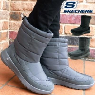 送料無料 レディース ショートブーツ ブーツ スケッチャーズ SKECHERS 16615 スケッチャーズ オン-ザ-ゴー ジョイ-ステイコージー 防寒