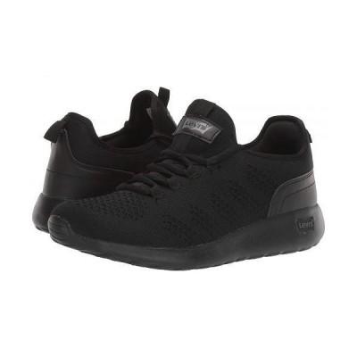Levi's(R) Shoes リーバイス メンズ 男性用 シューズ 靴 スニーカー 運動靴 Apex KT - Black Mono Chrome