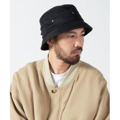 Ray's Store / Cashmere Pocket Hat / カシミヤ混ウール ポケットハット MEN 帽子 > ハット