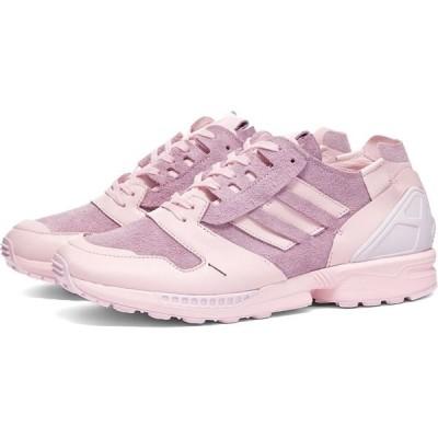 アディダス Adidas メンズ スニーカー シューズ・靴 zx 8000 Clear Pink