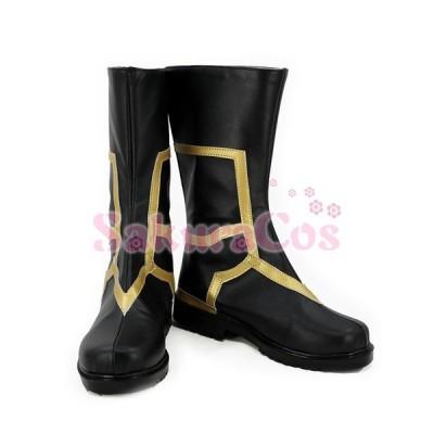 Fate/Grand Order FGO マーリン コスプレブーツ/靴