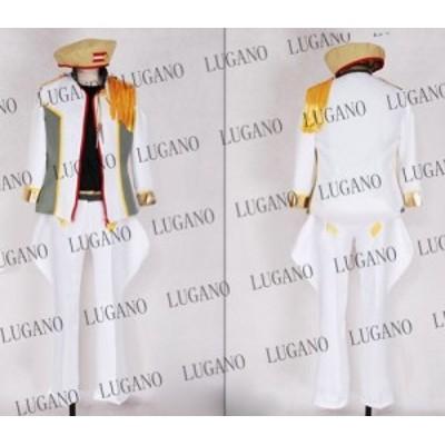 うたプリ 四ノ宮那月 ステージ衣装風 ★ コスプレ衣装 完全オーダーメイドも対応可能 * K2602