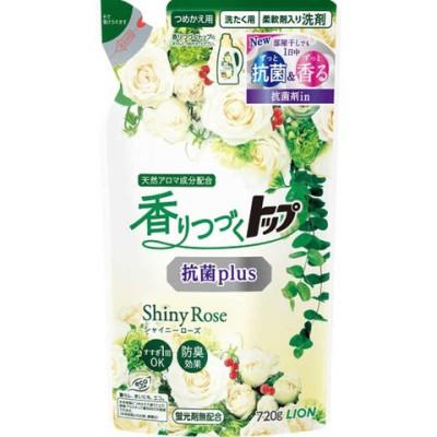 LION 香りつづくトップ 抗菌plus Shiny Rose つめかえ用 720g カオリコウキンSRカエ720