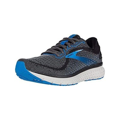 Brooks Men's Glycerin 18, Black/Blue, 13 Medium