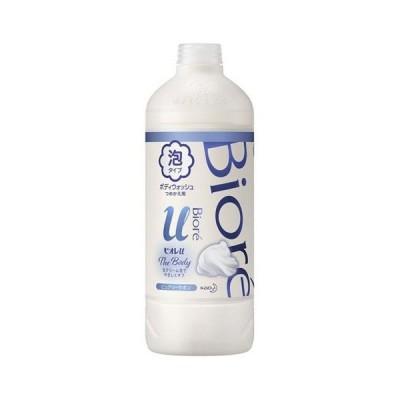 [花王]ビオレu ザ ボディ The Body 泡ピュアリーサボンの香り 詰替え用 450ml(ボディソープ)