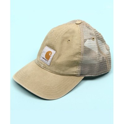 8(eight) / CARHARTTメッシュキャップ MEN 帽子 > キャップ