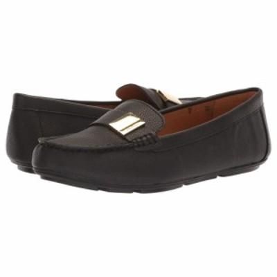 カルバンクライン Calvin Klein レディース ローファー・オックスフォード シューズ・靴 Lisa Black Tumbled