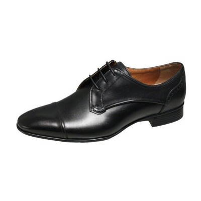 キャサリンハムネット メンズシューズ 31616ブラック ストレートチップビジネスシューズ本革紳士靴