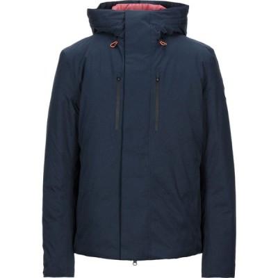 セイブ ザ ダック SAVE THE DUCK メンズ コート アウター full-length jacket Dark blue