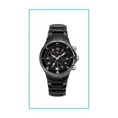 Michele Ceramics Chronograph Quartz Women's Watch Model MWW12A000006【並行輸入品】