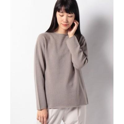 【レリアン】 カシミヤセーター レディース ブラウン系 9 Leilian