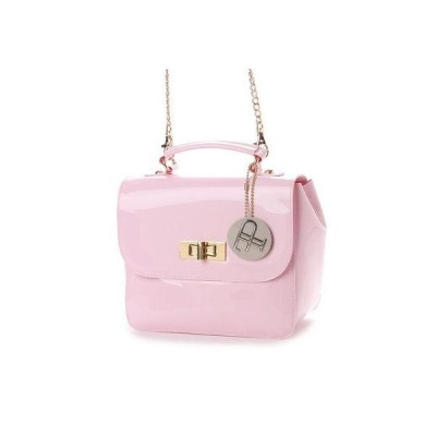フォーパ パリ FAUX PAS PARIS Candy Bag (Pink)