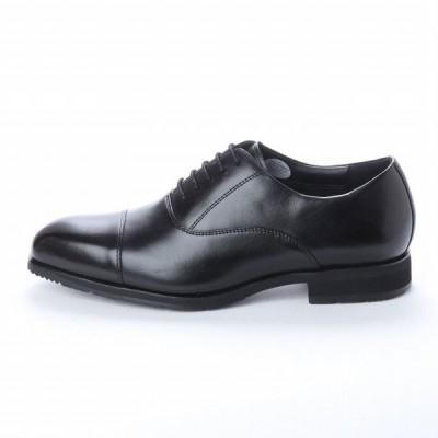 マドラス  madras アビーロード ABBEY ROAD AB6501 防水 幅広設計 本革 ビジネスシューズ メンズシューズ 紐ストレートチップ  革靴 紳士靴 ブラック