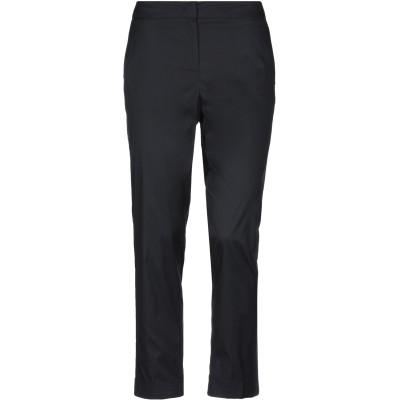 I BLUES パンツ ブラック 48 コットン 70% / ナイロン 25% / ポリウレタン 5% パンツ