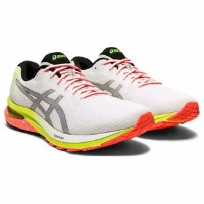 ASICS アシックス メンズ 男性用 シューズ 靴 スニーカー 運動靴 GEL-Cumulus(R) 22 White/Pure Silver【送料無料】
