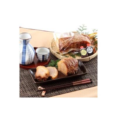 お取り寄せ 焼豚 ジューシー ばら肉 ヘルシー もも肉 2本セット 有限会社パイプライン 香川県 送料無料 ポイント消化