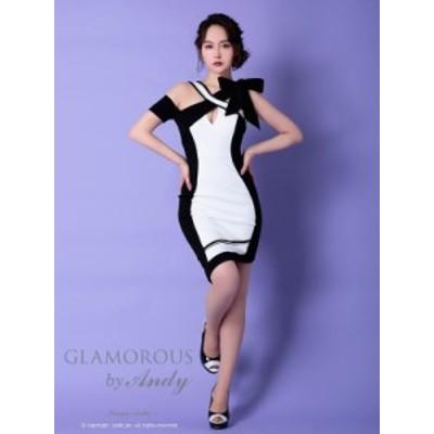 GLAMOROUS ドレス GMS-V613 ワンピース ミニドレス Andyドレス グラマラスドレス クラブ キャバ ドレス パーティードレス