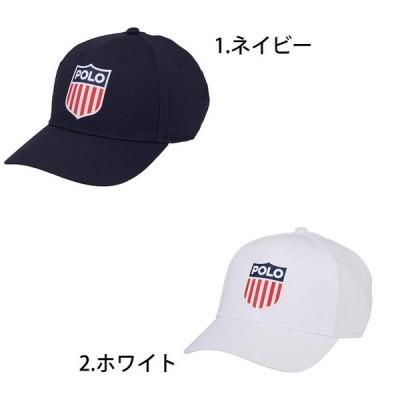 【2色展開】 POLO by Ralph Lauren ポロ ラルフローレン ATHLETIC CAP 710783453001 / 710783453003 ネイビー / ホワイト メンズ レディース キャップ 帽子