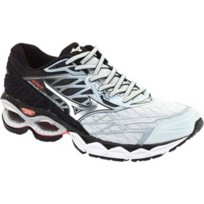 ミズノ レディース スニーカー シューズ Wave Creation 20 Running Shoe (Women's) Peach Nectar/Silver
