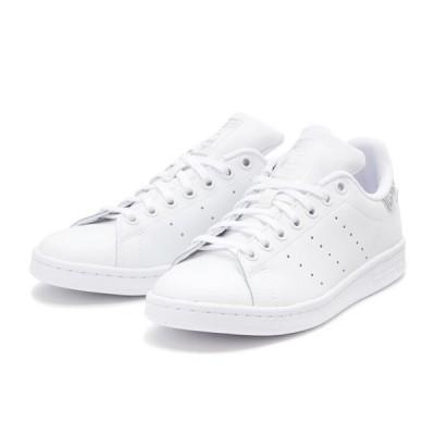 レディース adidas アディダスオリジナルス STAN SMITH J スタンスミス EE8483 WHITE/WHITE