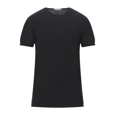 グレイ ダニエレ アレッサンドリーニ GREY DANIELE ALESSANDRINI T シャツ ブラック S コットン 100% T シャツ
