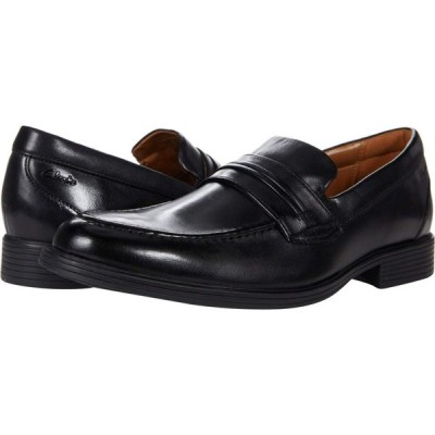 Whiddon Loafer 26158003 Black Leather