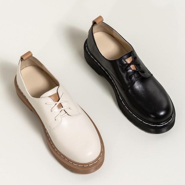 CHUAN 真皮經典馬丁鞋 尺碼34-43 210310