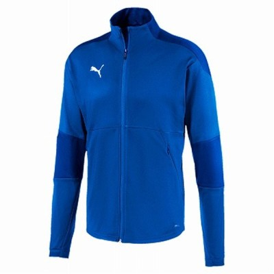 PUMA(プーマ) teamFINAL21 Training Jacket トレーニングシャツ 656974-02 メンズ