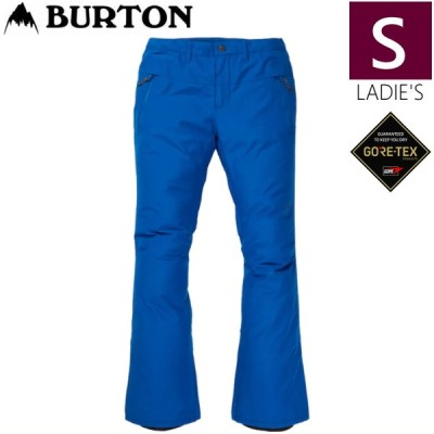20-21 BURTON GORE DUFFEY PNT カラー:LAPIS BLUE Sサイズ レディース スノーボード スキー パンツ ゴアテックス 日本正規品