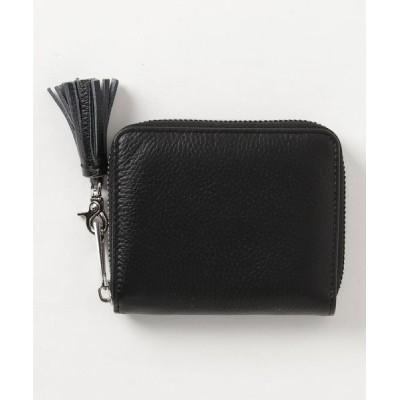 B'2nd / Beau're  (ヴュレ)  ラウンドZIPタッセル付ミニウォレット WOMEN 財布/小物 > 財布