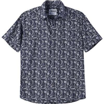 マウンテンカーキス メンズ シャツ トップス Mountain Khakis Men's Zodiac Signature Print Shirt