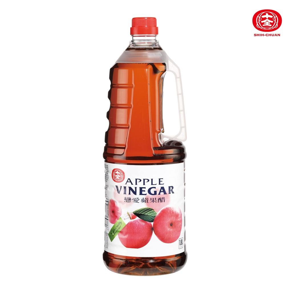 十全 蘋果醋1.8L(濃縮)