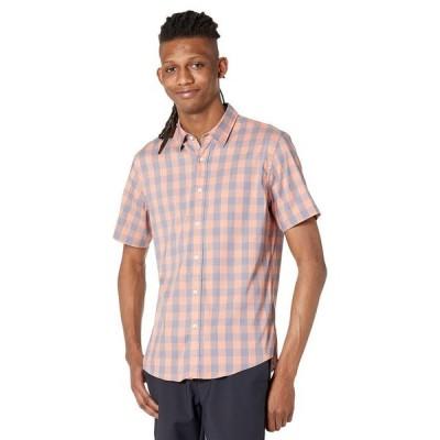 ファレティ メンズ シャツ トップス Short Sleeve Movement Shirt