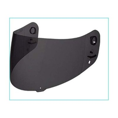 HJC 1602???215?Pinlock Ready Shield for hj-20stヘルメット???Dark Smoke【並行輸入品】