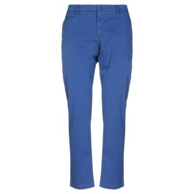 DISTRETTO 12 パンツ ブルー 54 コットン 97% / ポリウレタン 3% パンツ