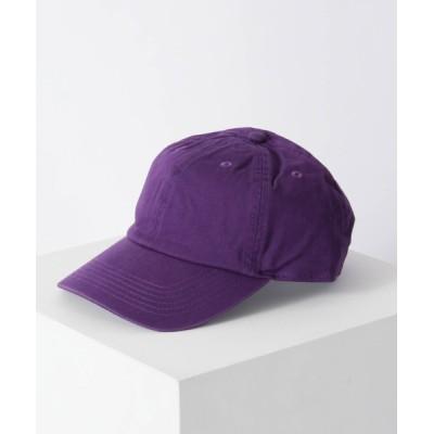 Anchor Smith / newhattan / ニューハッタン STONE WASHED TWILL CAP ウォッシュドツイルキャップ MEN 帽子 > キャップ