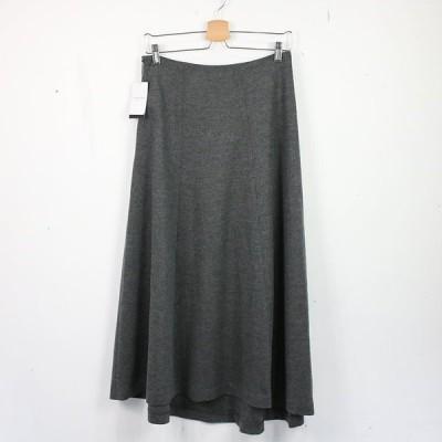 L'Appartment DEUXIEME CLASSE / アパルトモンドゥーズィエムクラス   2020   Wool Asymmetry Skirt アシンメトリースカート   38   グレー   レディース