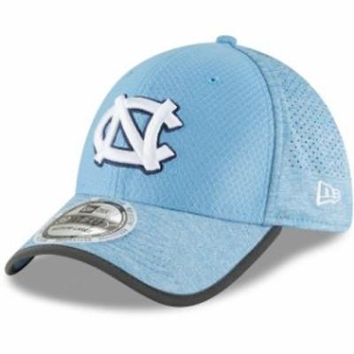 New Era ニュー エラ スポーツ用品  New Era North Carolina Tar Heels Carolina Blue Training 39THIRTY Flex Hat