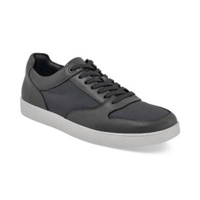 アルファニ メンズ スニーカー シューズ Men's Luke Sneakers, Created for Macy's Grey