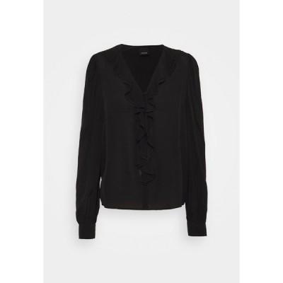 ピンコ シャツ レディース トップス ASTROMETRIA  - Long sleeved top - black