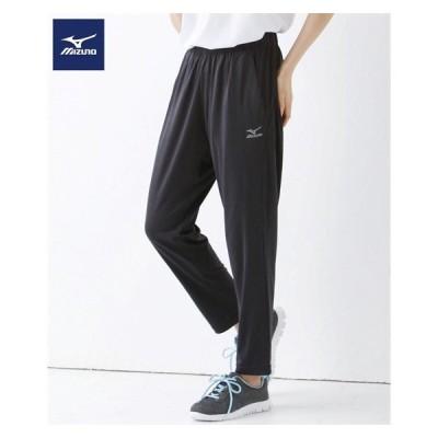 MIZUNO スポーツウェア ボトムス 大きいサイズ レディース ニット パンツ 男女兼用 M/L/LL ニッセン nissen